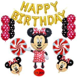 Other - Minnie Mouse Happy Birthday
